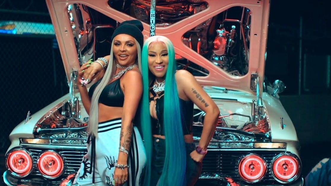 Jesy (feat. Nicki Minaj), 'Boyz'