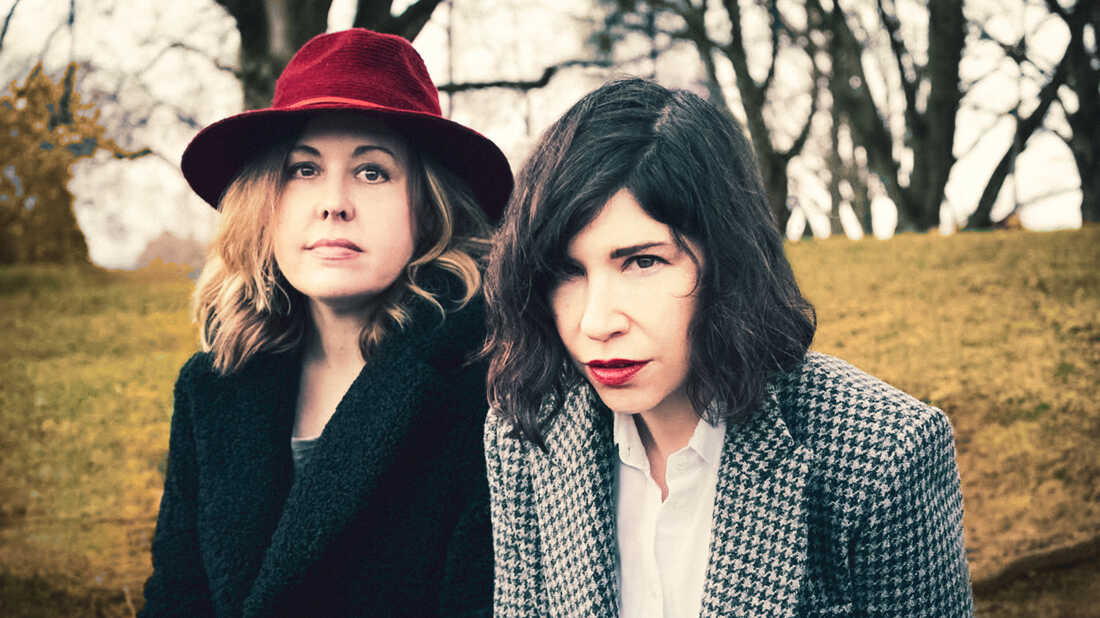 Sleater-Kinney's 'Path Of Wellness' marks time of great change, within and without