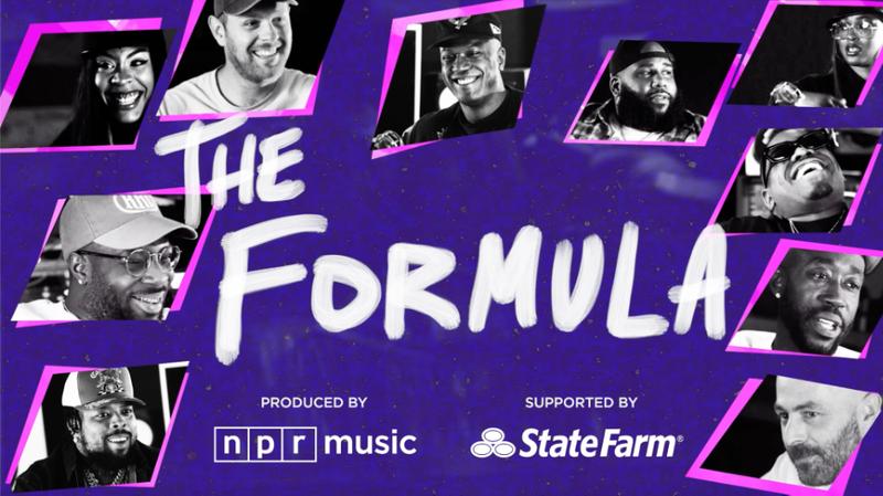 NPR Music's 'The Formula' Profiles Some Of Hip-Hop's Hottest Collaborators