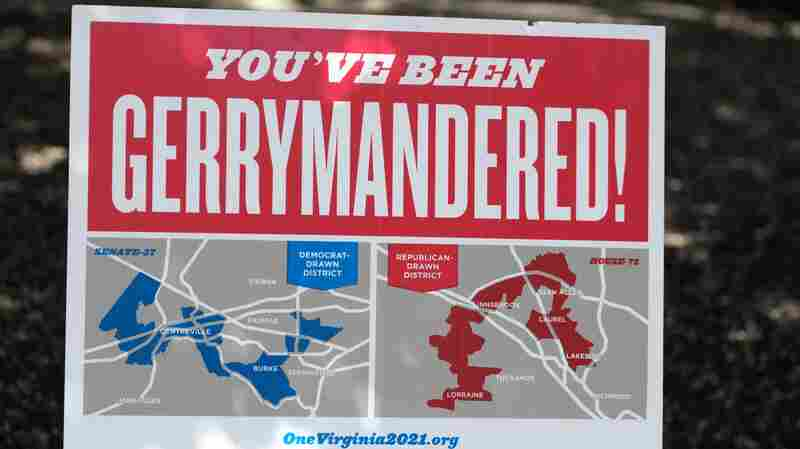So far, flushing the 'toilet bowl' district is the cleanest part of Va. redistricting