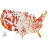 Where are hospitals overwhelmed by COVID-19 patients? Look up your state