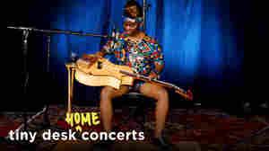 Yasmin Williams: Tiny Desk (Home) Concert