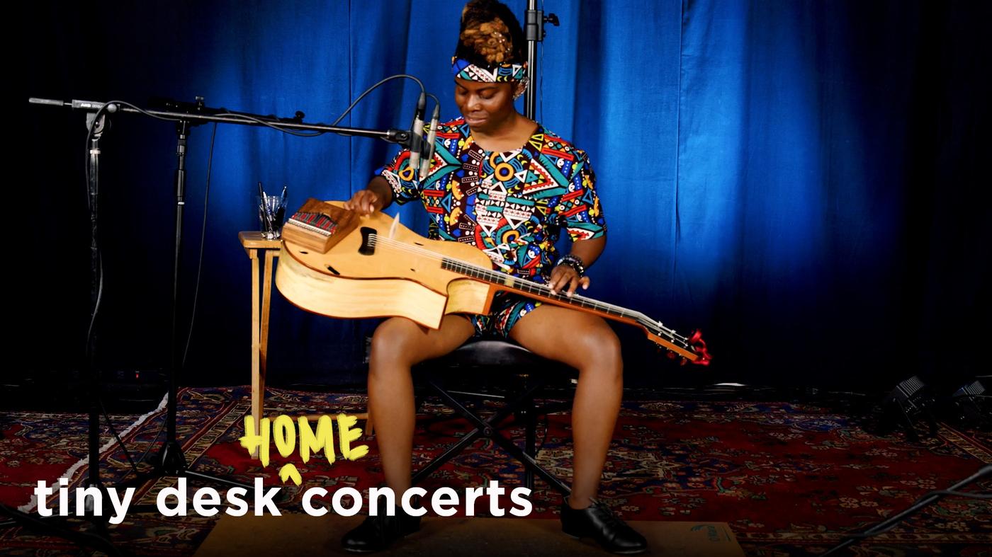 Yasmin Williams: Tiny Desk (Home) Concerts