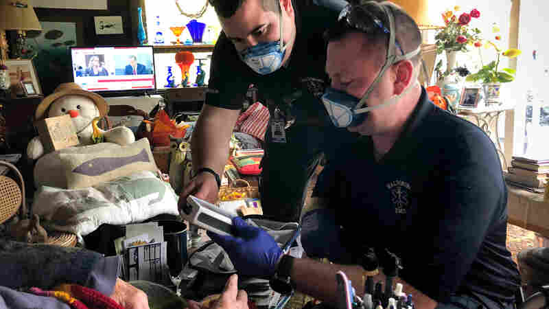 In Maine, a looming vaccine deadline for EMTs is stressing small-town ambulance crews