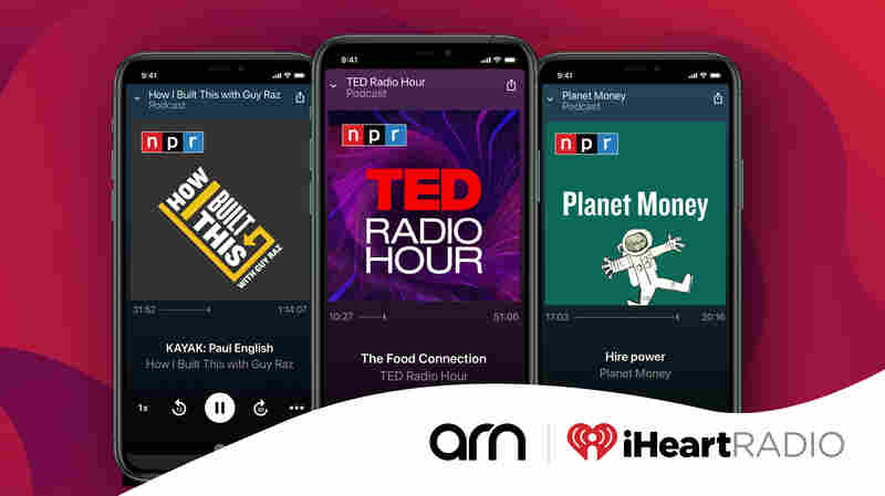 ARN's iHeartRadio Australia expands content offering with NPR