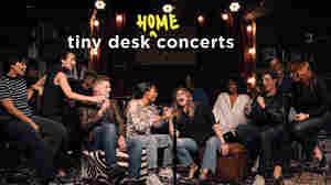 Jagged Little Pill: Tiny Desk (Home) Concert