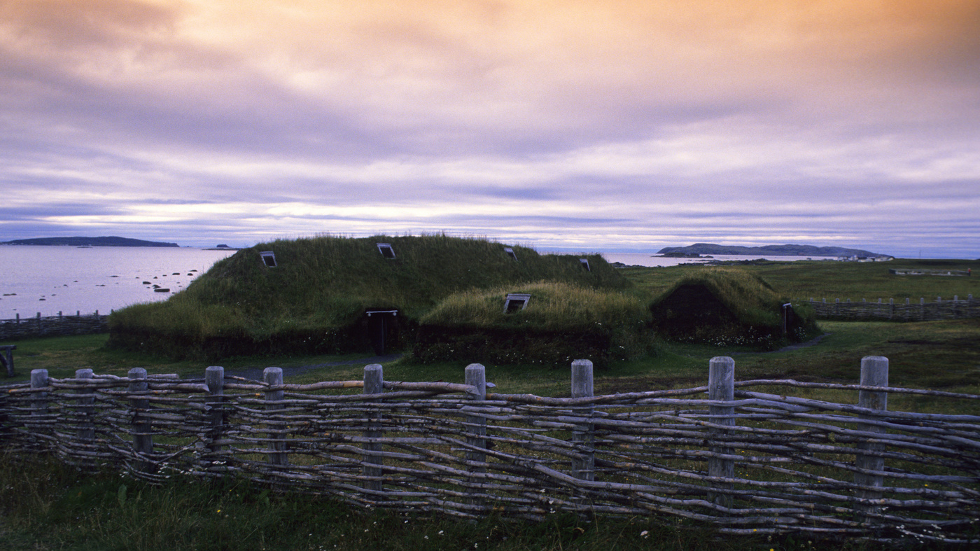 Researchers put a date on when the Vikings arrived in Canada: exactly 1,000 years ago