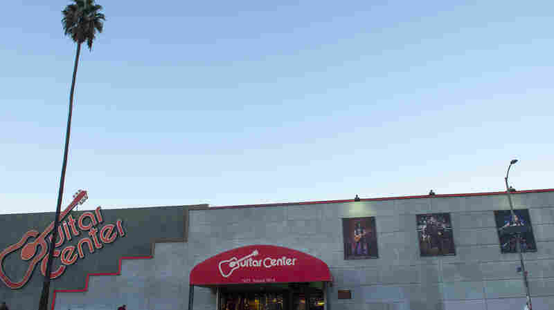 From bankruptcy to IPO in a year? It's a tune Guitar Center might play