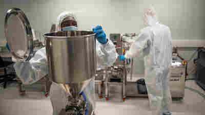The great vaccine ... bake off ... has begun