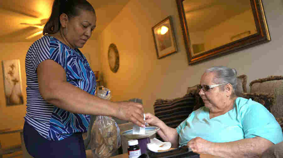 New federal funds spur expansion of home care services for the elderly and disabled