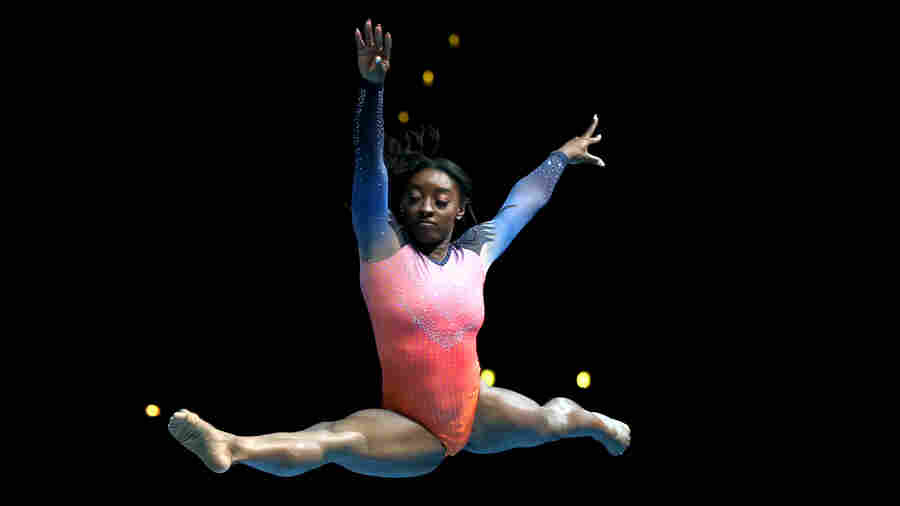 Months after the Olympics, Simone Biles says she's 'still scared to do gymnastics'