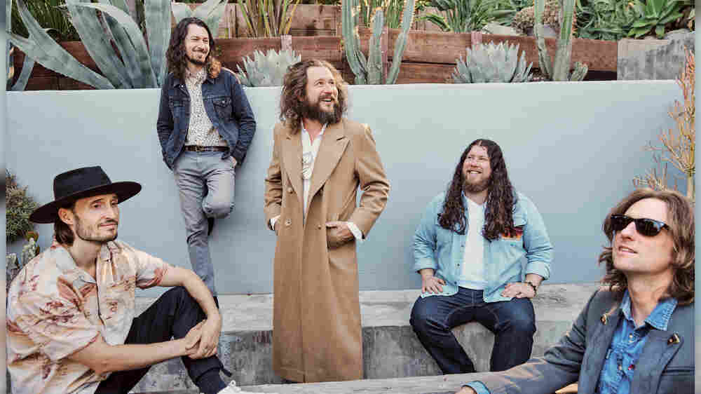 There's a special energy when My Morning Jacket gather in a room