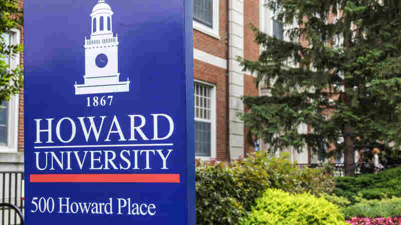 Students at Howard University are protesting poor housing conditions on campus