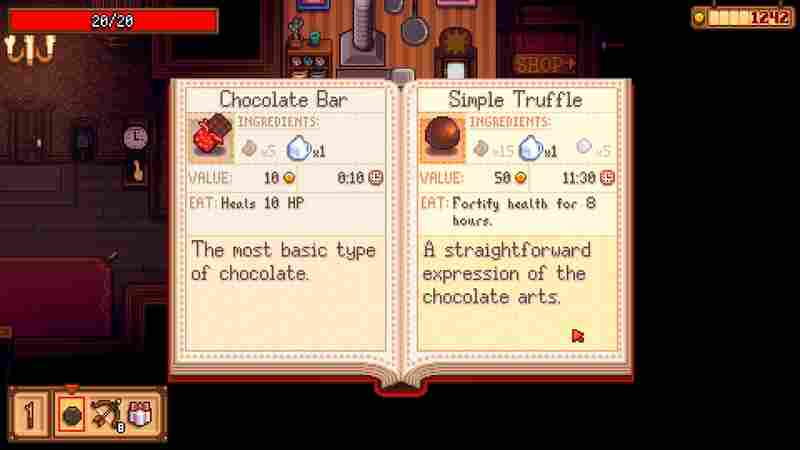 The creator of 'Stardew Valley' announces his spooky new game: 'Haunted Chocolatier'