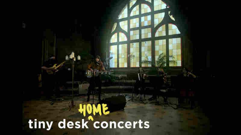 Circuit des Yeux: Tiny Desk (Home) Concert