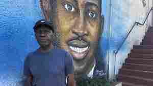 Ahmaud Arbery muralist turns to Brunswick history