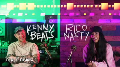 How Rico Nasty and Kenny Beats became the loudest, unlikeliest duo in rap