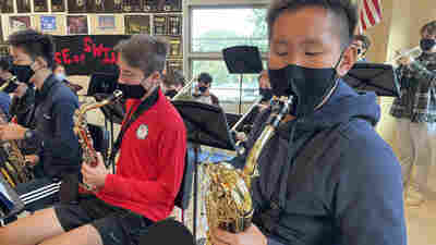 With safety in mind, schools are getting their bands back together