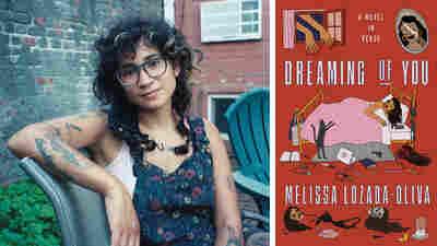 In 'Dreaming of You,' poet Melissa Lozada-Oliva reimagines Selena's legacy