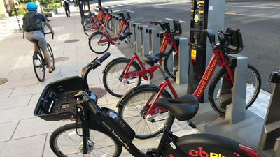 D.C. offers all residents free month of Capital Bikeshare to ease Metro disruptions