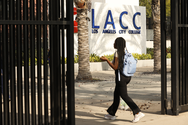 A majority of students at Los Angeles City College, the United States' largest community college district, are continuing with online classes for this fall semester in Los Angeles.