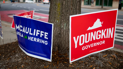 How Loudoun County schools ended up at the center of Virginia's election