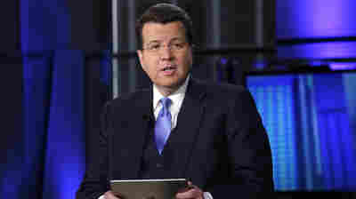 Fox anchor Neil Cavuto urged viewers to get vaccinated. Then came the death threats
