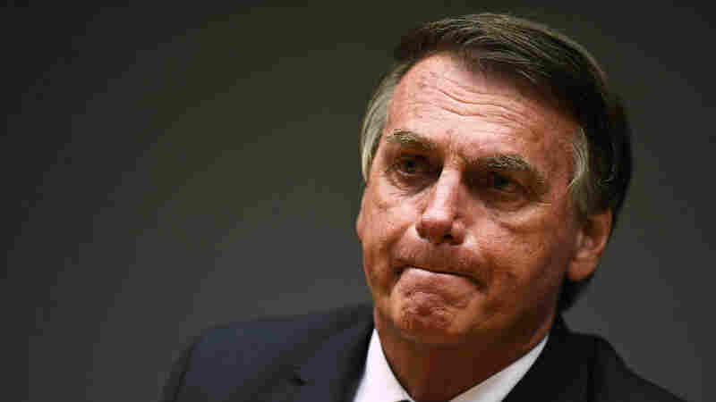 Brazil senate wants Bolsonaro charged with crimes against humanity for COVID response