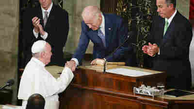 Biden's meeting with Pope Francis will be both official and deeply personal
