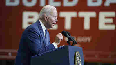 Biden unveils spending framework, now he has to sell it to House Democrats