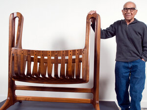 Carved Success: Sam Maloof's Handmade Life