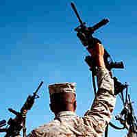 Marines Train To Conquer Taliban, Their Own Fears