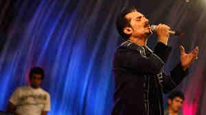 Singer Farhad Darya Promo Wide