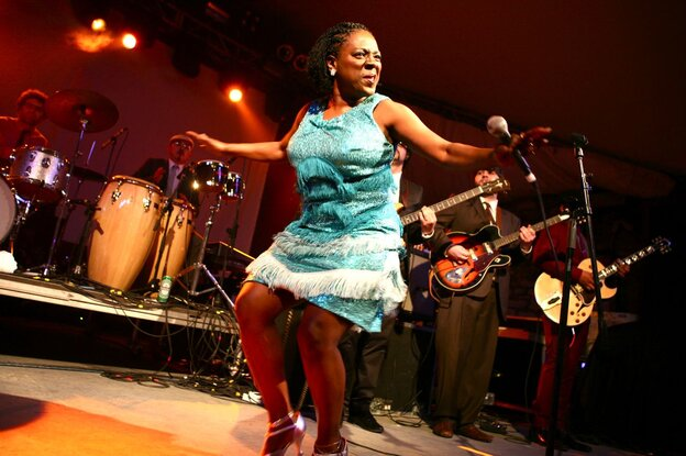 [Interactive:Photo Gallery: Sharon Jones And The Dap-Kings Live From Stubbs SXSW 2010]