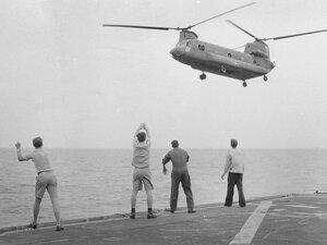 A Lifesaving Mission As Saigon Fell