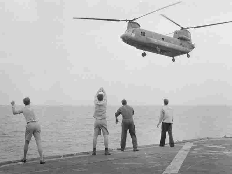 A Lifesaving Mission As Saigon Fell