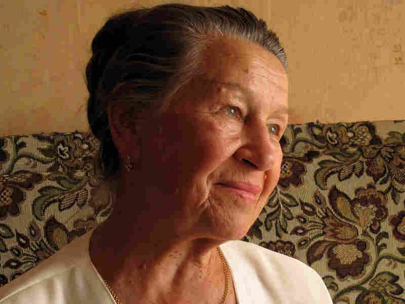 Tamara Kolbasina, 79, was a 10-year-old when the Germans attacked Stalingrad