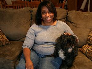 Casaundra Bronner, 39, has been jobless for nine months.