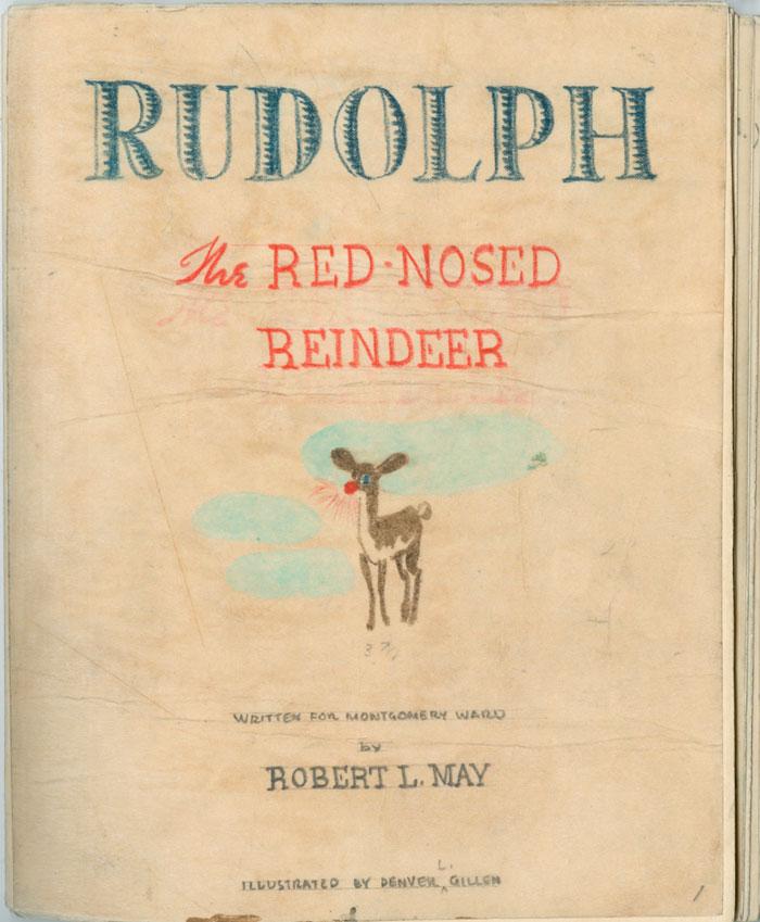 Resultado de imagen para 1939 robert may rudolph