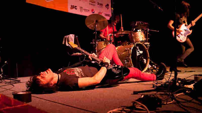 SXSW 2010: Capsula, Live In Concert