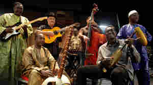 AfroCubism: Giants At Play, United By Music