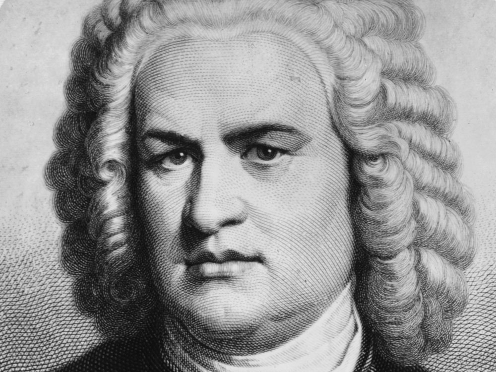 Johann Sebastian Bach - Die Orgel, Königin der Instrumente / The Organ, Queen of Instruments