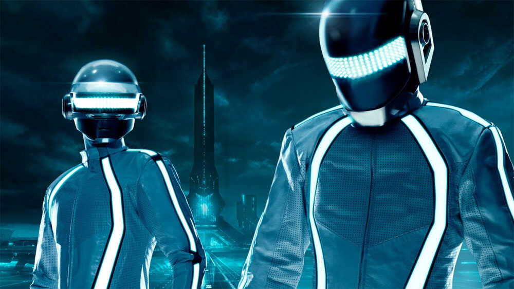 'TRON' Director Unveils New Daft Punk Songs