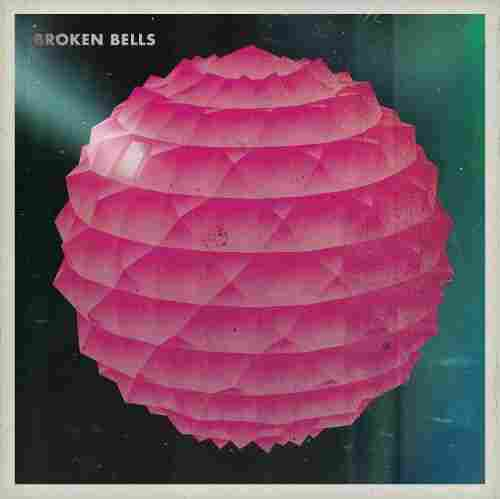 Cover to Broken Bells