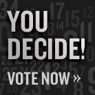 Vote For The Year's Best Music