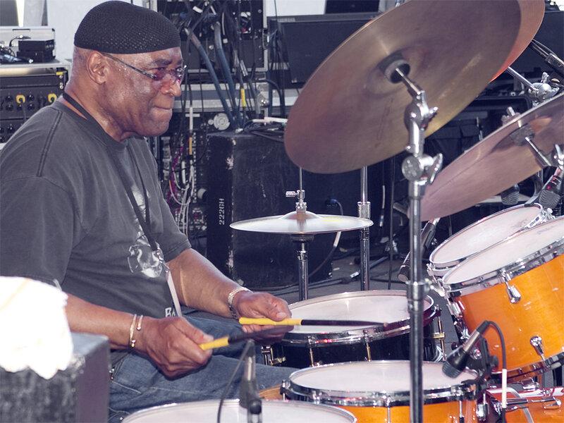 The Revolutions Of Drummer Rashied Ali : A Blog Supreme : NPR