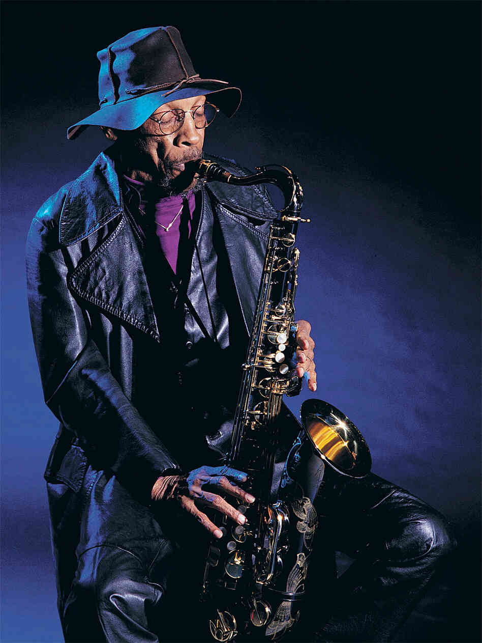 Sam Rivers.