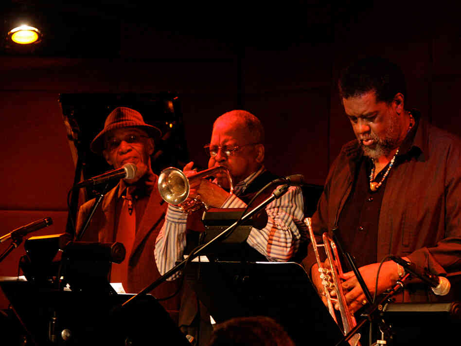 Bobby Bradford and band.