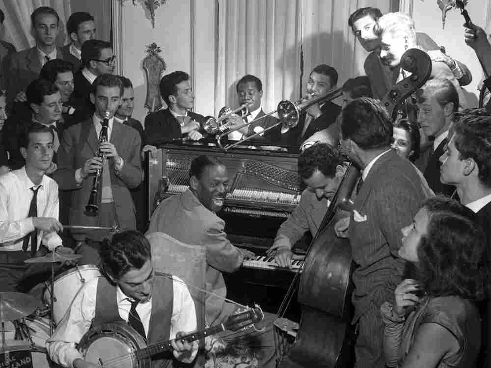 Listening, Party For Two: Louis Armstrong & Earl Hines : A ... Earl Hines And Louis Armstrong