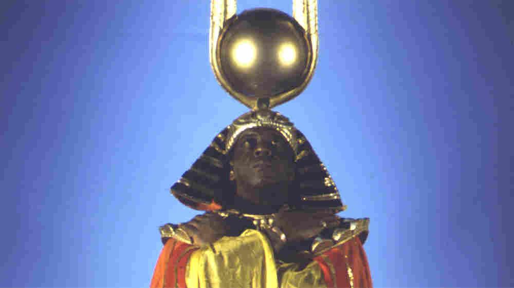 Sun Ra.